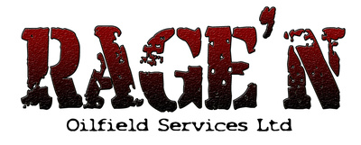 logo for rage'n oilfield services
